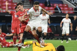بایرن مونیخ / آلمان / سویا / اسپانیا / سوپرکاپ اروپا / Bayern Munich / Sevilla / UEFA Super Cup