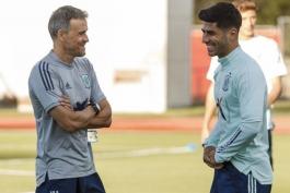 مارکو آسنسیو و هکتور بیرین به تیم ملی اسپانیا دعوت شدند