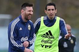 بارسلونا / آرژانتین / Barcelona / Argentina / پاری سن ژرمن / PSG