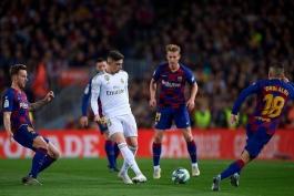 رئال مادرید-بارسلونا-لالیگا-اسپانیا-ال کلاسیکو-Real Madrid-Barcelona-Laliga-Spain-El Clasico