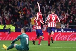 اتلتیکو مادرید 3-1 ویارئال؛ ژائو فلیکس با گل برگشت و تیمش را به رده سوم رساند