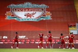 لیورپول / لیگ برتر انگلیس / Liverpool / Premier League
