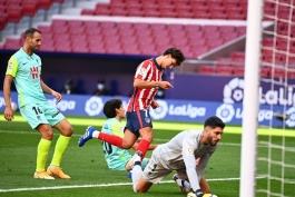 اتلتیکو مادرید / لالیگا / اسپانیا / Atletico Madrid / Spain / Laliga