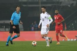 ایران 2-0 بوسنی؛ نمایش امیدوار کننده یوزها با دراگان
