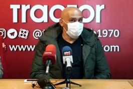 تراکتور / نفت مسجدسلیمان