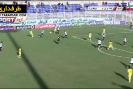 خلاصه بازی نفت مسجدسلیمان 0-0 سپاهان (لیگ برتر ایران - 98/99)