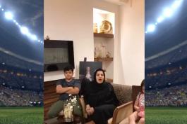 همسر هادی نوروزی / پرسپولیس / perspolis