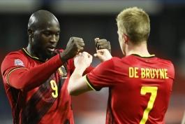 Belgium / Inter / Manchester City / منچسترسیتی / اینتر / بلژیک
