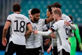 آلمان 3-1 اوکراین؛ مانشافت در صدر دل ها