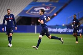 فرانسه 4-2 سوئد؛ چشمک ستاره های فرانسوی به جامی دیگر
