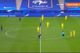 خلاصه بازی فرانسه 4-2 سوئد (لیگ ملت های اروپا - 2020/21)