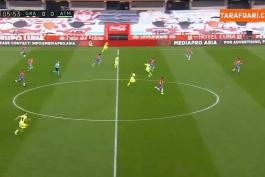 خلاصه بازی گرانادا 1-2 اتلتیکو مادرید (لالیگا - 2020/21)