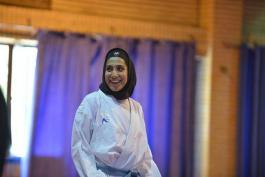 تیم ملی کاراته-ایران-iran karate national team