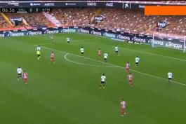 خلاصه بازی والنسیا 0-1 اتلتیکو مادرید (لالیگا - 2020/21)