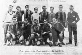 پاورقی لالیگا | بخش اول: بارسلونا 1929، اولین فاتح