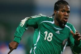 هافبک سابق نیجریه