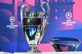 برنامه بازی های مرحله یک هشتم نهایی لیگ قهرمانان اروپا