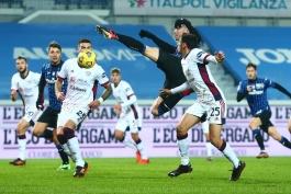 آتالانتا 0-0 جنوا؛ تیم گاسپرینی فرصت صعود به رتبه چهارم را از دست داد