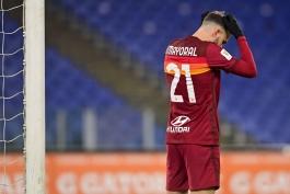 آاس رم 2-4 اسپتزیا؛ تیم ایتالیانو به رمِ 9 نفره رحم نکرد