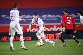 پاری سن ژرمن-لیل-لیگ یک فرانسه-لوشامپیونه-PSG-Lille-League 1