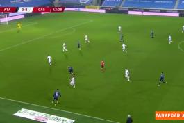 گل های بازی آتالانتا 3-1 کالیاری (کوپا ایتالیا - 2020/21)