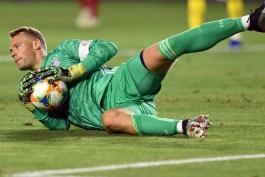 رده بندی نهایی بهترین دروازه بانان فوتبال جهان در سال 2020 از نگاه IFFHS