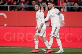 سرخیو راموس و دنی کارواخال رئال مادرید را در بازی مقابل مونشن گلادباخ همراهی خواهند کرد