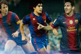مقایسه بازیکنان پنج لیگ معتبر اروپا در زمینه «پاسوری»