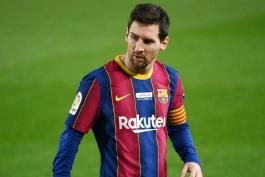 لیونل مسی بهترین بازیکن ماه ژانویه پنج لیگ معتبر اروپایی/ سوفااسکور