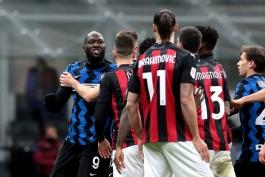 اینترمیلان / کوپا ایتالیا / Internazionale / میلان / AC Milan / Coppa Italia