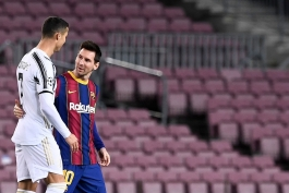 یوونتوس - بارسلونا - Juventus - لیگ قهرمانان اروپا - Barcelona - UEFA Champions League