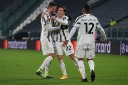 فدریکو کیه زا و گلزنی در لیگ قهرمانان اروپا 20 سال پس از آخرین گل پدرش در این رقابت ها