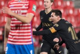لیونل مسی رکورددار گلزنی مقابل 20 باشگاه در لالیگا