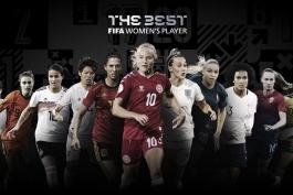 نامزدهای بهترین بازیکن سال 2020 فیفا در بخش زنان