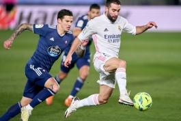 رئال مادرید / سلتاویگو / لالیگا / اسپانیا / Real Madrid / Laliga / Celta Vigo / Spain
