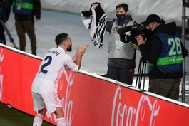 رئال مادرید / اتلتیکو مادرید / لالیگا / Real Madrid / Laliga / Atletico Madrid