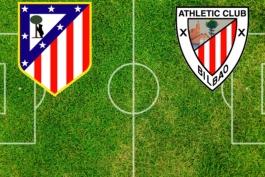 ترکیب تیم های اتلتیکو مادرید و اتلتیک بیلبائو / رسمی