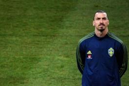زلاتان ابراهیموویچ: نمی توانم اجازه بدهم کارنامه ام فاقد گلزنی در جام جهانی باشد