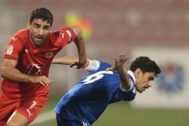 فوتبال قطر / العربی