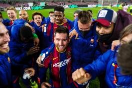واکنش توییتر بارسلونا به طعنه اکانت سویا: فوتبال احترام گذاشتن است
