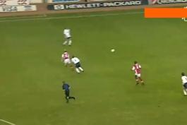 گل های ماندگار لیگ برتر انگلیس - امانوئل پتی به تاتنهام (1999)