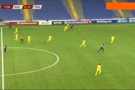 خلاصه بازی قزاقستان 0-2 فرانسه (انتخابی جام جهانی 2022)