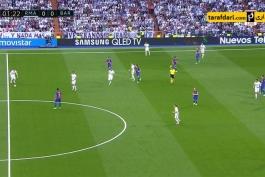 بازی های ماندگار؛ رئال مادرید 2-3 بارسلونا (لالیگا - 23 آوریل، 2017) / ویدیو