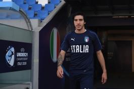 هافبک تیم ملی ایتالیا