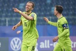 نتایج مسابقات شب اول از هفته اول مقدماتی جام جهانی 2022 در اروپا + جداول