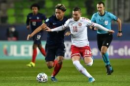 یورو زیر 21 سال؛ فرانسه 0-1 دانمارک