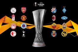 قرعه کشی یک هشتم نهایی لیگ اروپا 21-2020؛ جدال منچستریونایتد و میلان