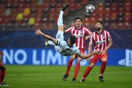 چلسی / اتلتیکو مادرید / لیگ قهرمانان اروپا
