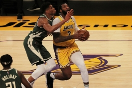 Andre Drummond - Los Angeles Lakers - NBA Games