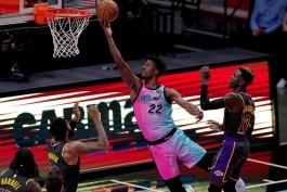 Jimmy Butler - Miami Heat - NBA games